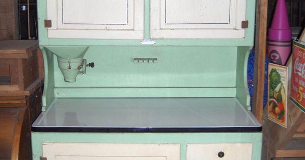 rare antique vintage hoosier kitchen cabinet cupboard watch out craigslist pinterest. Black Bedroom Furniture Sets. Home Design Ideas
