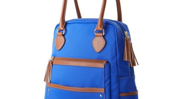Samantha Brown Rfid Blocking Convertible Backpack Travel
