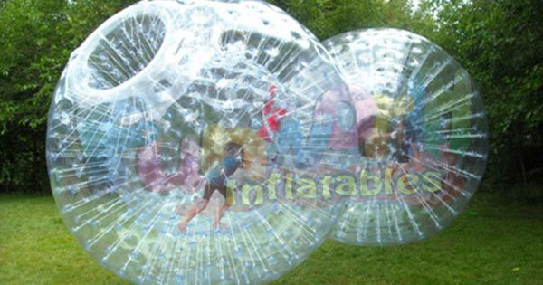 Ground Zorb Ball Camping Games Inflatable Ball