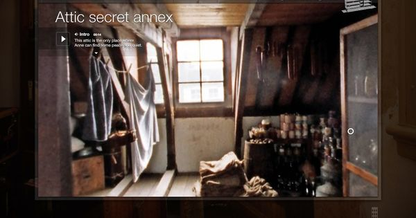 Anne Frank House Interior Attic Photos Life As It Was