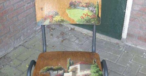 vintage babykamer marktplaats: ajc meubelen white-wash salontafel, Deco ideeën