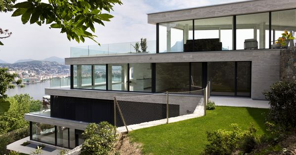 118 Modern Houses Photos House Built Into Hillside Beautiful Modern Homes House Design Pictures