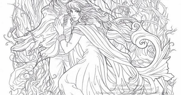 Line Drawing Riddles : Wisps and riddles by saimain viantart on deviantart