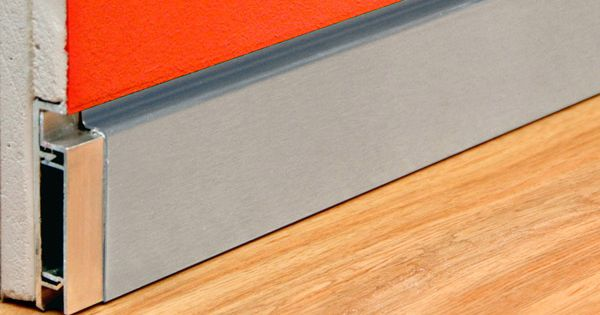Baseboard Flush With Wall Zocalo Pinterest Baseboard