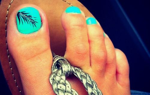 toenail designs for summer | Summer Nail Art Ideas by Orlando Makeup Artist | Orlando Makeup Artist ...