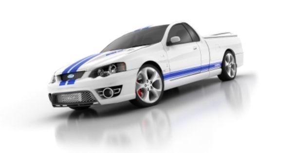 Ford Cobra Ute Fpv Gt Pickup Hot Rods Cars Muscle Australian Cars Ford