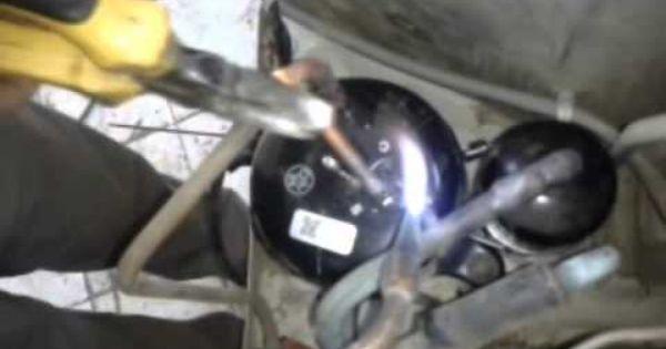 شرح مفصل لاعمال تركيب كمبروسر الجزء 4 تركيب فلف التعبئة Valve De La Charge Steering Wheel