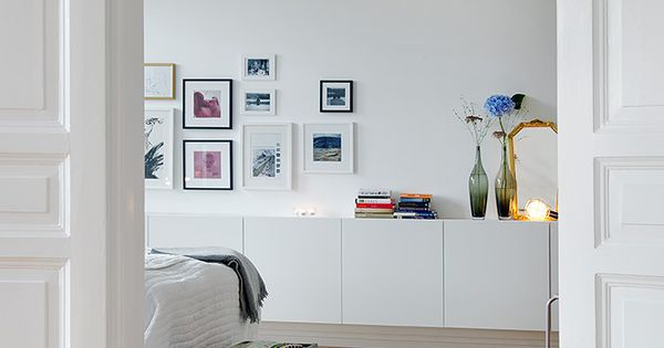 sideboard f r 39 s schlafzimmer home pinterest k chenschr nke ikea und wei e schr nke. Black Bedroom Furniture Sets. Home Design Ideas