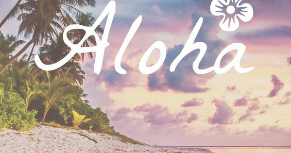 Cute Summer Iphone Wallpapers: Say Aloha To This Beautiful IPhone Wallpaper