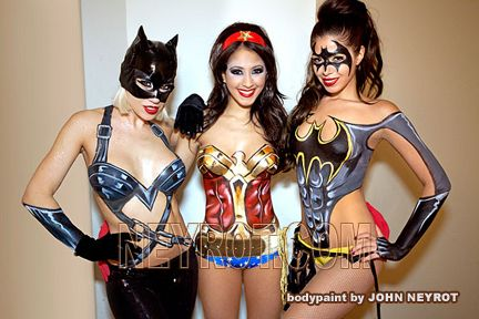 Annual Body Painting
