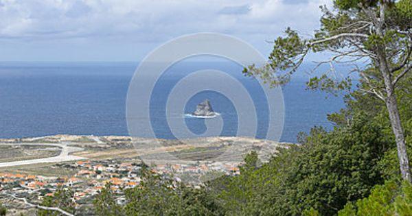 Porto Santo Island Porto Santo Madeira Island Santos