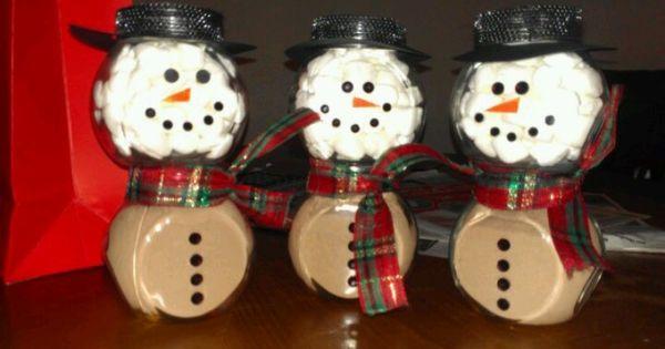 Christmas Gift Ideas For Mason Jars