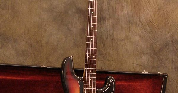 Improved Now Standard P Bass With Split Coil Pick Up