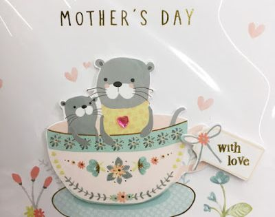 Print Pattern Mother S Day 18 Sainsbury S Greeting Card Design Cards Mother S Day Diy