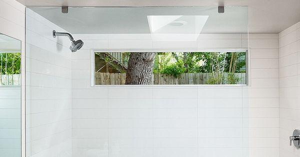 iluminación natural!  Baños inspiradores  Pinterest ...
