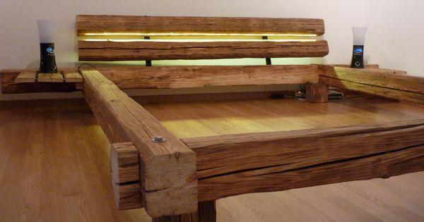 bett bauen diy ideas pinterest betten liebe und neuheiten. Black Bedroom Furniture Sets. Home Design Ideas