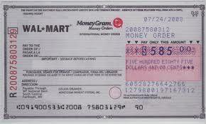Moneygram Money Orders Money Order Money Notes Statement Template