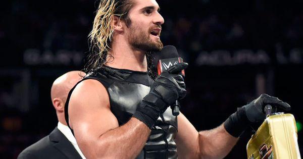 ... Seth - Mr. Seth Rollins | Pinterest | Randy orton, Roman reigns an