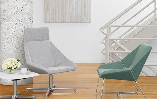 Arcadia Nios Lounge Chair Furniture Lounge Seating Lounge Areas