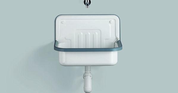 Bucket Sink Ag Contra505 Ausgussbecken Waschbecken Handwaschbecken