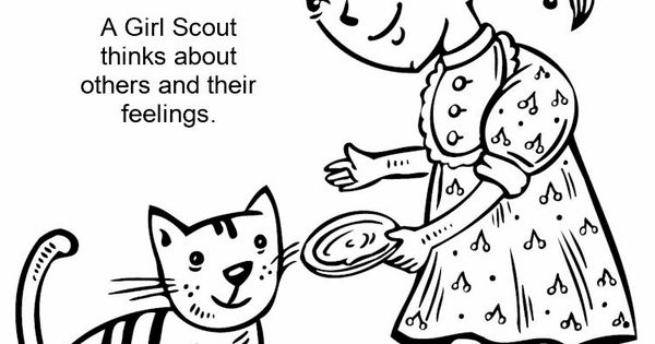 Considerate and caring coloring pages coloring pages for Considerate and caring coloring page