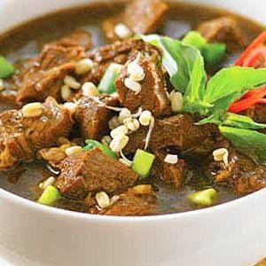 Resep Rawon Resep Daging Resep Masakan