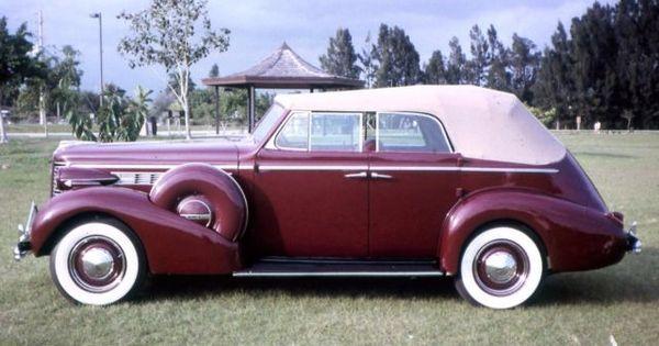 1938 Buick 40c Series Special 4 Door Sport Phaeton Convertible Sedan Very Rare Buick New Trucks Sedan