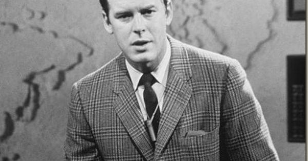 Peter Jennings Became Anchor On Abc News 1965