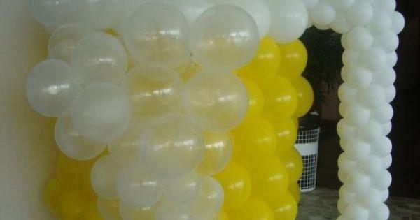 balloon beer mug ...beer theme party Jarra de cerveza ...