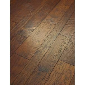 Shaw 3 8 In X 3 1 4 In 5 In And 7 In Hand Scraped Hickory Drury Lane Carmel Engine Wood Floors Wide Plank Engineered Hardwood Flooring Engineered Hardwood