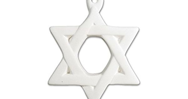 Star Of David Paint Your Own Ceramic Unfinished Low Fire Ceramic Bisque Paint A Potamus Star Of David Ceramics Ceramic Bisque