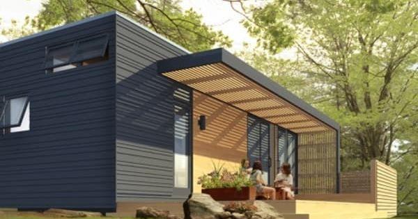Modelo solo36 de vivienda prefabricada con amplias - Casas prefabricadas ecologicas ...