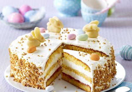 osterkuchen f r die kaffeetafel 19 rezepte cakes und and carrot cakes. Black Bedroom Furniture Sets. Home Design Ideas