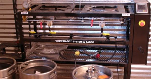 The New School What Is A Nano Brewery And Why Should We Care 1 Barrel System Nano Brewery Brewery Home Brewing