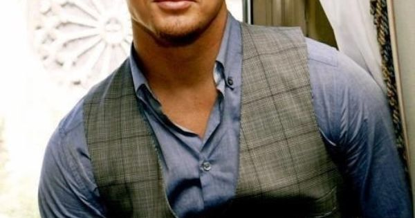 Channing Tatum I know I'm to old but what a hottie! He's