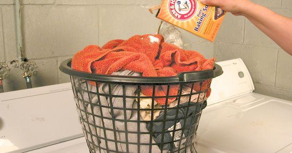 Lavar la ropa con bicarbonato de sodio desodorante for Ambientador con suavizante y bicarbonato
