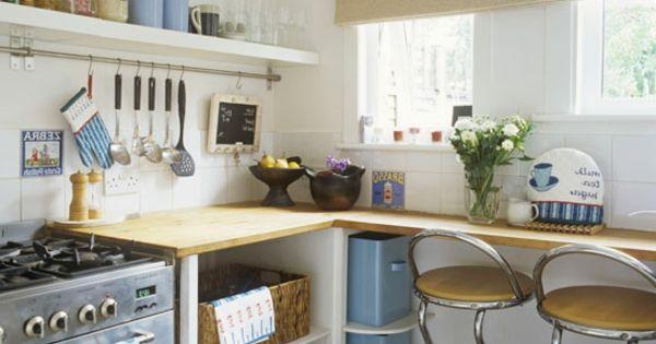 Comment Amenager Une Petite Cuisine Petite Cuisine Rotin Et Boite