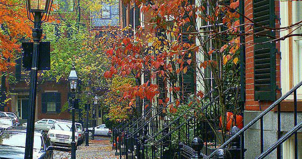 10 More Reasons to Love Boston in the Fall... (Note to self)