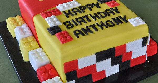 lego cake ideas | harrisons beyblade toy cake by anita auckland cake