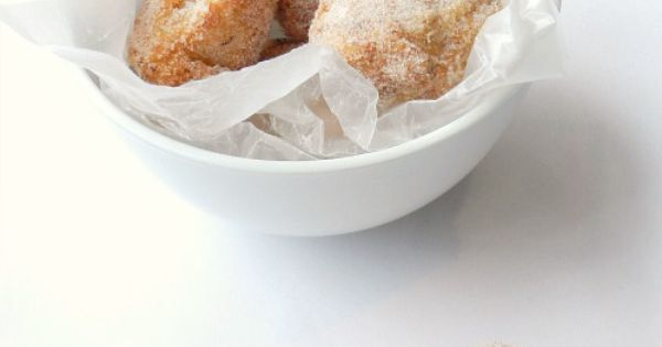 Doughnut holes, Butter and Donuts on Pinterest