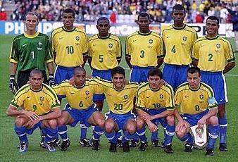 Fotos Da Copa De 1998 Jogadores Selecao Brasileira Selecao Brasileira De Futebol Selecao Brasileira