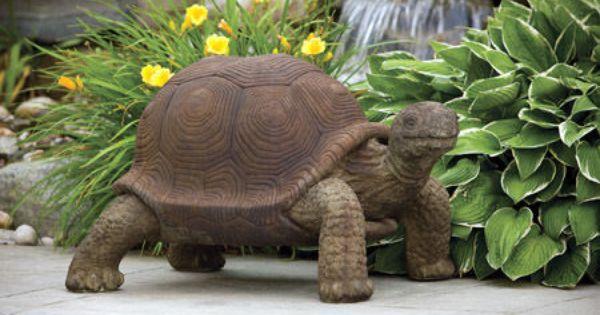 Giant Tortoise Cement Turtle Outdoor Garden Statue Outdoor Garden Statues Concrete Garden Statues Giant Tortoise