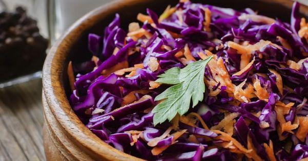 Salade d 39 hiver id es salades l g res de votre hiver for Entree legere hiver