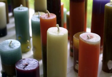 How To Make Safe Candles Yourself Safe Candles Candles Crafts Natural Candles
