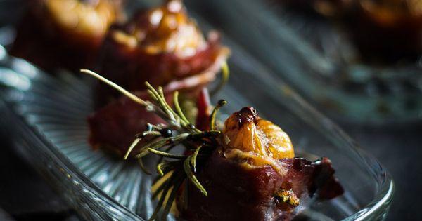 Smokve omotane pršutom s aceto balsamicom - Volim meso | picas ...