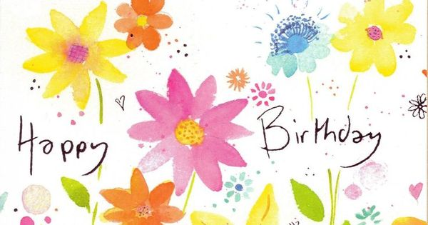 Happy birthday, Happy birthday greetings and Happy birthday friend on ...