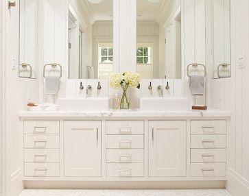 Mill Valley Residence Traditional Bathroom Bathroom Vanity Designs Bathroom Sink Vanity Bathroom Vanity