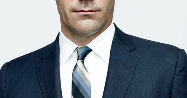 Style Icon - Jon Hamm as Don Draper in Mad Men ---