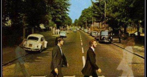 Variation Of The Beatles Abbey Road Cover Museum Of