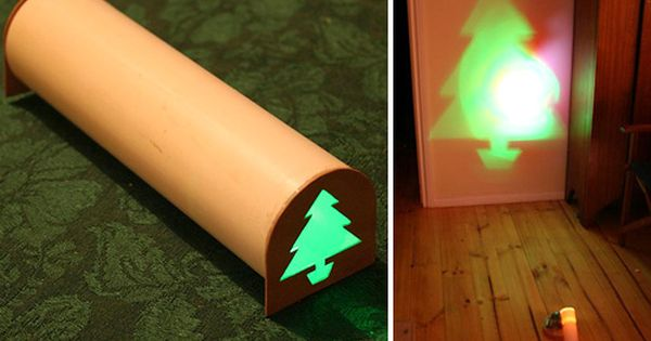 OGCC Day 5 - DIY Christmas Tree Projector - OhGizmo!